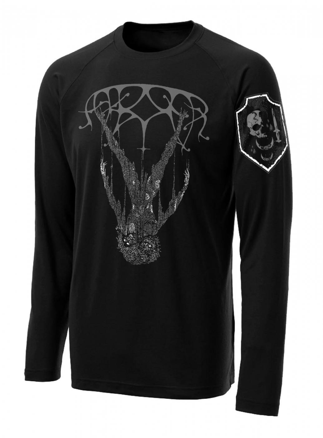 Ash Borer Merch Design Long Sleeve Tshirt Illustration Digital Illustration